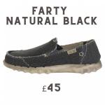Mens slip-on shoes