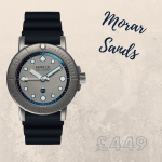 beautiful silver watch