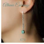 Beautiful jewellery using silver and gemstones
