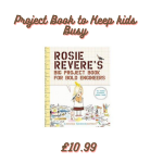 Project book for kids