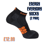 2 Pairs of everyday socks