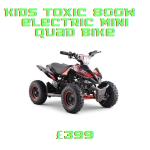A fantastic quad bike for kids