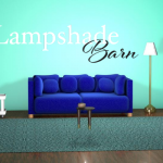 Brighten up a room with a handmade lampshade from the Lampshade Barn