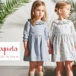 girls wearing traditional Spanish dresses