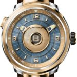 Luxury watch retailer Jura includes this incredible faberge watch