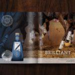 Artisan gin producer Brilliant gin