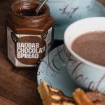 baobab fruit chocolate spread