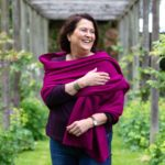 Cashmere Ponchos From Nepal