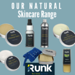 Runk - natural skincare products designed for runners