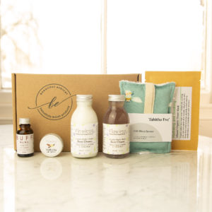 gift ideas for mum - self care package